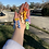 Thumbnail: Wacky 90's ZigZag Earrings