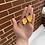 Thumbnail: Melting Clock Earrings
