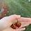 Thumbnail: Red Miniature Present Earrings