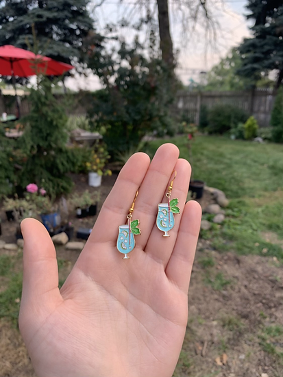 Mojito Madness Earrings