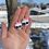 Thumbnail: Emo Skelly Earrings