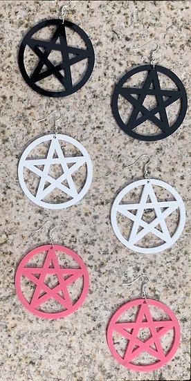 Pentagram Hoops
