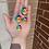 Thumbnail: Kawaii Rainbow Flower Dangles