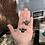 Thumbnail: Glittery Bat Earrings