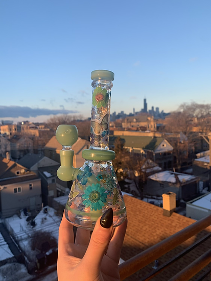 Turquoise Treasures Rig