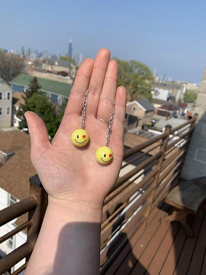 Drop-down Smileys