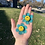 Thumbnail: Groovy Smiley Flower Earrings