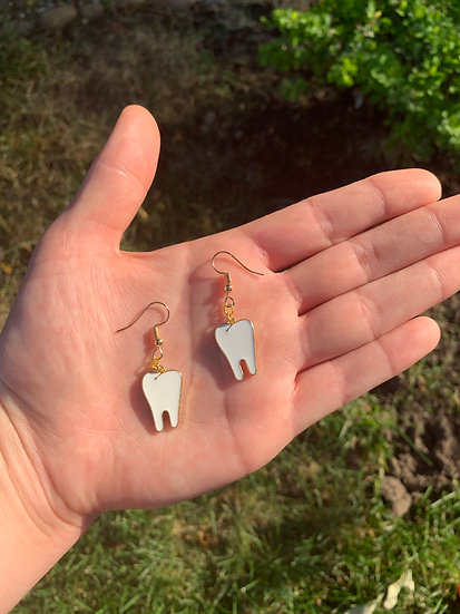 Sweet Tooth Earrings
