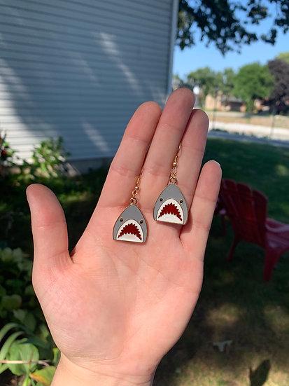 Shark Attack! Earrings