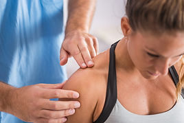 Sports Massage treatments at Bodyworks.