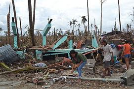 Hurricane Haiyan relief