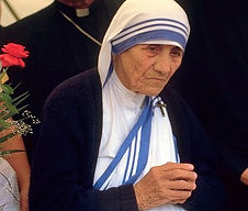Mother Teresa autobiography