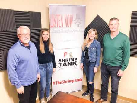 Catherine Thorpe + Shrimp Tank Podcast | iHeart Radio