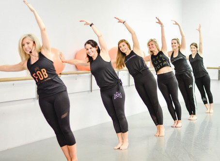 Everything You Wanted to Know About Full Out Barre | Little Rock Soiree Feature