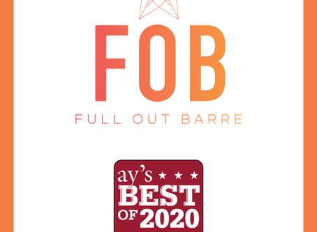 VOTE FOB! | AY's Best of 2020