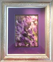 Painted Purple Petals