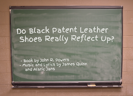 Do Black Patent Leather Shoes Really Ref