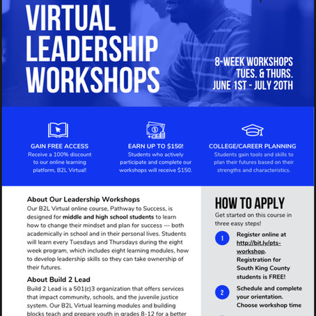 2021 Virtual Summer Social and Emotional Learning!
