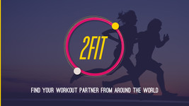 2FIT: Experience the joy of running with Someone