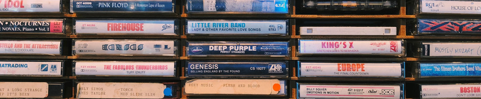 Mixtapes: Evolution of music listening through the 90's