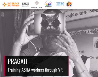 Teaching Maternal Healthcare through Virtual Reality