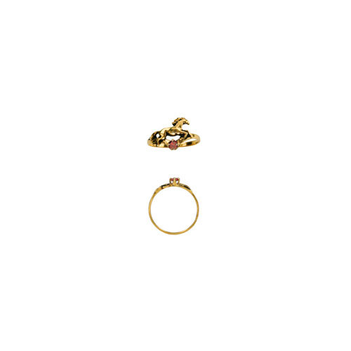 HORSE 3MM RING (S275)
