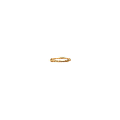 CHISELED RING STACKABLE