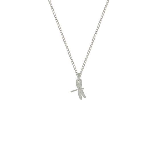 PETITE CHARM DRAGONFLY NECKLACE