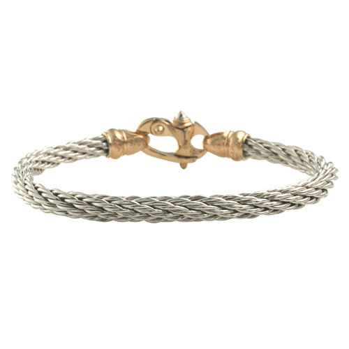 5MM WITH MARINER CLASP