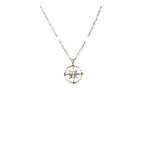 SMALL ROUND COMPASS ROSE/1.75MM