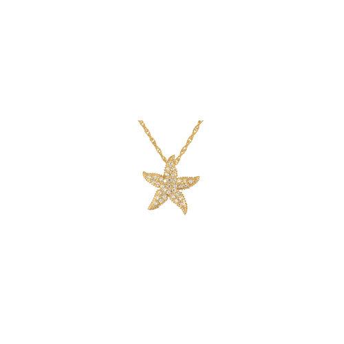 STARFISH 26 PTS DIAMOND