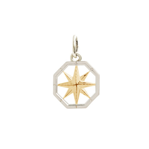 TINY COMPASS ROSE