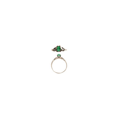 6X4 OVAL STONE RING (S406)