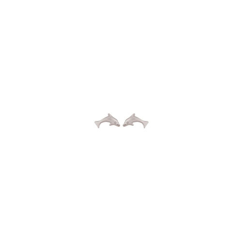 SMALL DOLPHIN STUDS