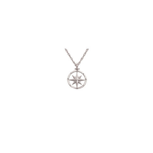 SMALL ROUND COMPASS ROSE