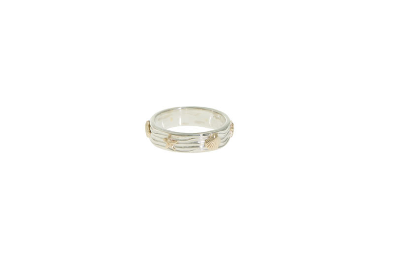 THIN COLLAGE RING
