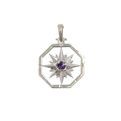 SMALL COMPASS ROSE/2.5MM