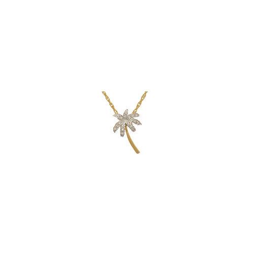 PALM TREE 9PTS DIAMOND