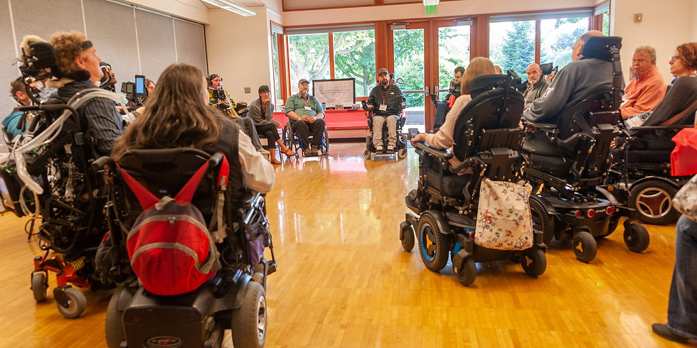 Port Angeles Group: Support and Action on Wheels