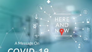 A Message on COVID-19