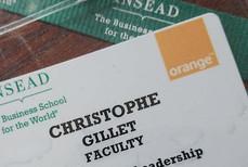 Orange - Design Thinking - Organisational Design