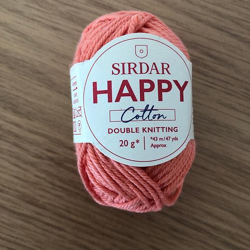 Sirdar Happy Cotton, Sorbet (793)