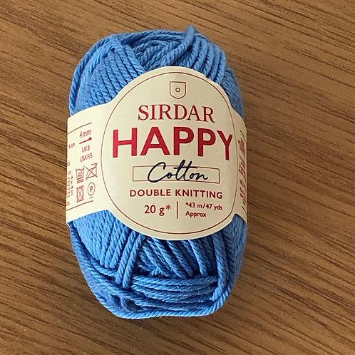 Sirdar Happy Cotton, Bunting (797)