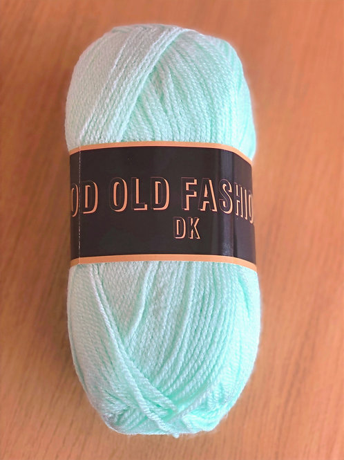 Good Old Fashioned DK, Mint Green