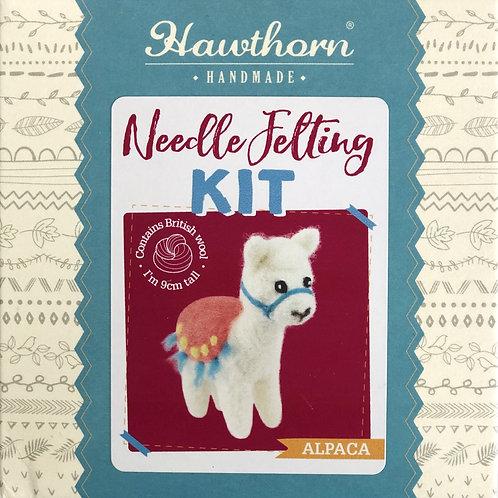Hawthorn Handmade - Alpaca Needle Felting Kit