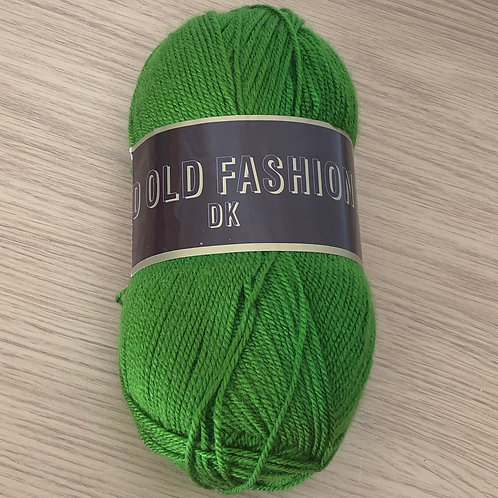 Good Old Fashioned DK, Grass Green