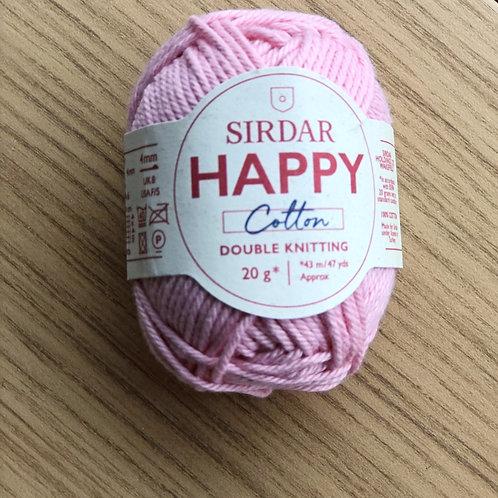 Sirdar Happy Cotton, Piggy (764)