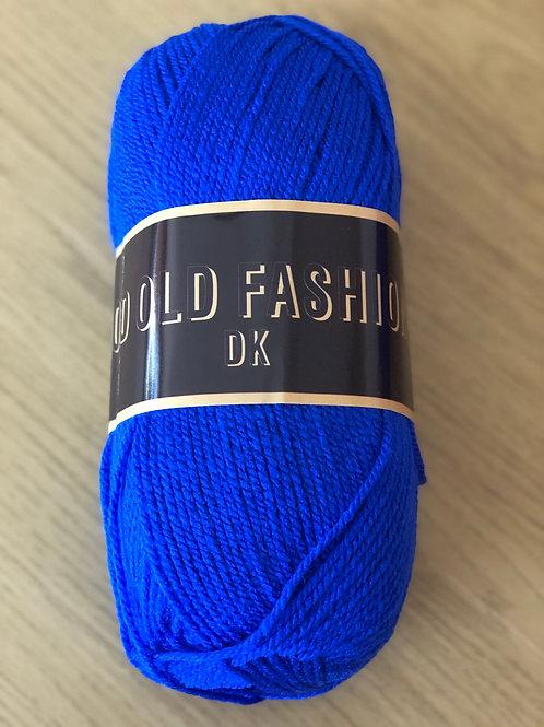 Good Old Fashioned DK, Royal Blue