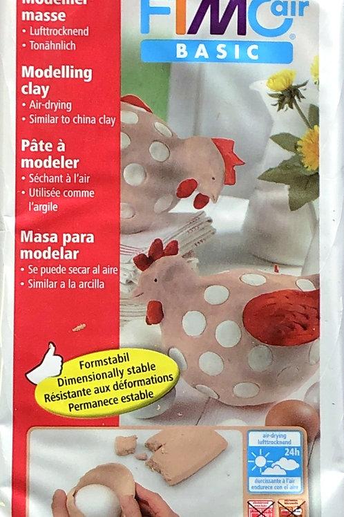 Fimo Air Modelling Clay - 8101-43 Flesh, 1lb