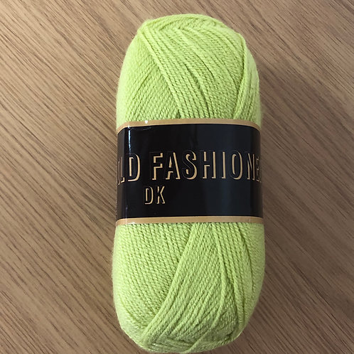 Good Old Fashioned DK, Pistachio